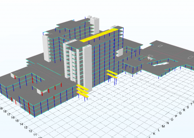 Take Off and Estimating Models Westmead Hospital