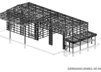 Steel Detailing HVSD