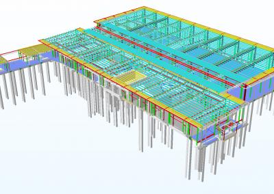 Hunter Valley Structural Detailing - Tender Take Off and Estimating Models