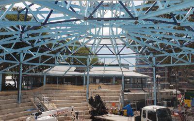 Steel Detailing Australia – E2 Parkland at Newmarket, Randwick